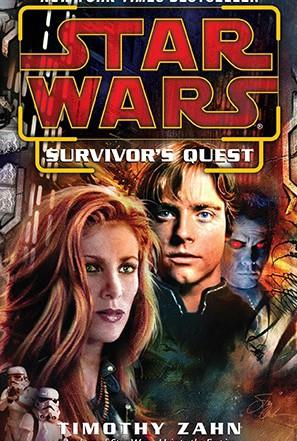 Survivor's Quest book cover
